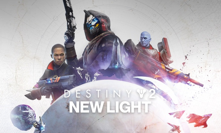 Destiny 2 goes free to play and gains cross-saving on all