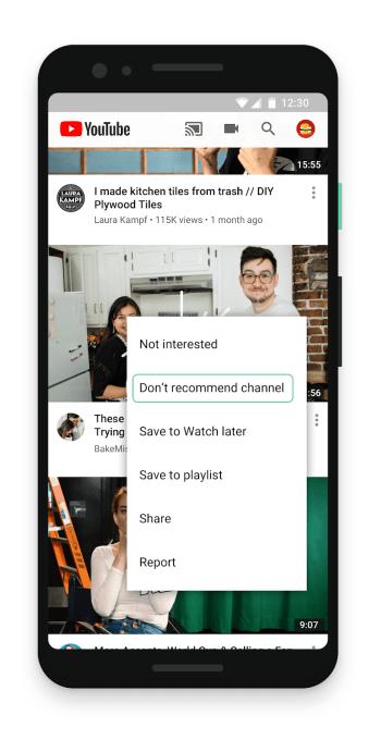 YouTube Recommendations | Online Marketing Nieuws | Succesfactor.nu
