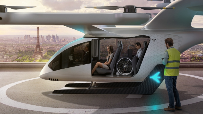 Europe moves closer to making VTOL air taxis a reality