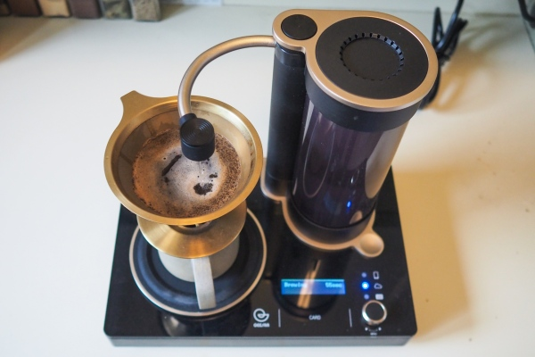 QnA VBage The Geesaa automates (but overcomplicates) pourover coffee