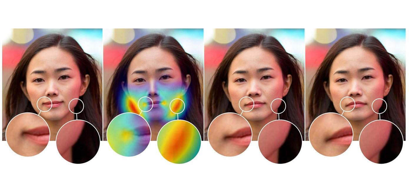 这款工具可以检测人脸是否被P过 小编:真是大众男士的福音