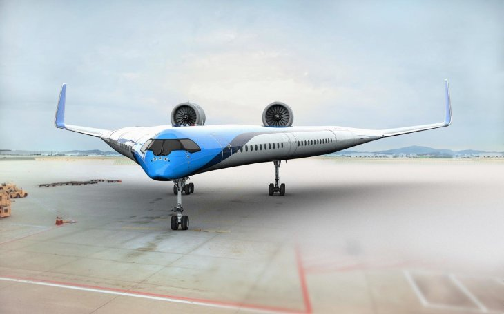 Excellent Klm Airlines Wants To Help Build A More Efficient Jet With Machost Co Dining Chair Design Ideas Machostcouk