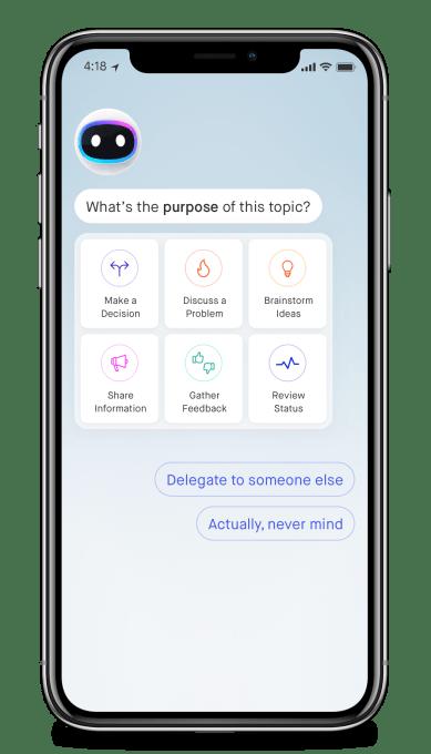 An AI chatbot – TechCrunch