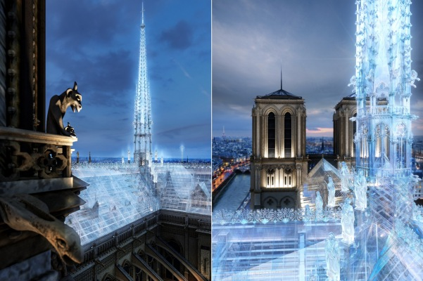 Comment on Apple Store designer proposes restoring Notre-Dame as… basically an Apple Store by Michael Olenick