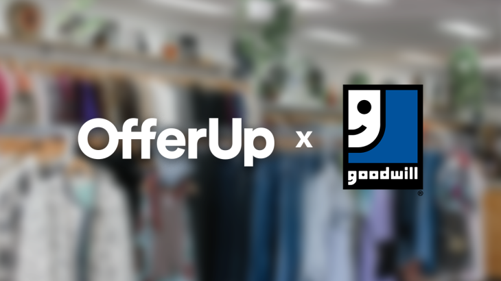 Over 100 Goodwill stores are bringing their inventory to