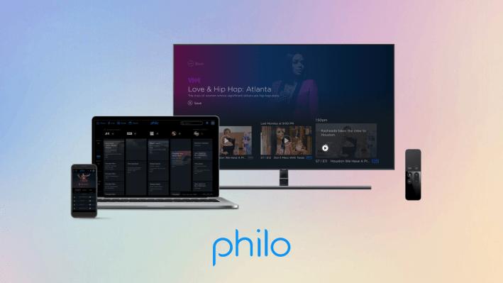 Philo มาพร้อมกับบริการสตรีมมิ่งทีวีราคาประหยัด thumbnail