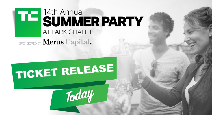 New tickets available to the 14th Annual TechCrunch Summer Party – TechCrunch