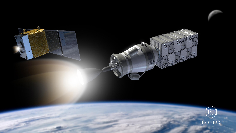 tesseract - Tesseract makes spacecraft propulsion smaller, greener, stronger