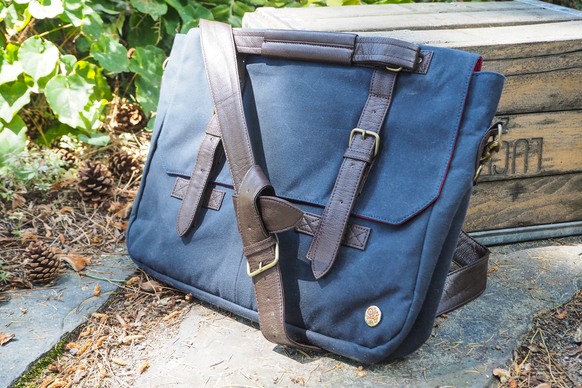 Waxed canvas bags from Waterfield, Manhattan Portage, Saddleback and more – TechCrunch 4