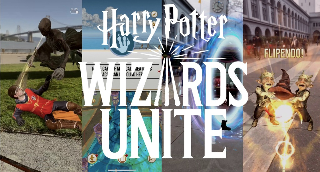 Harry Potter: Wizards Unite will launch on June 21st | TechCrunch