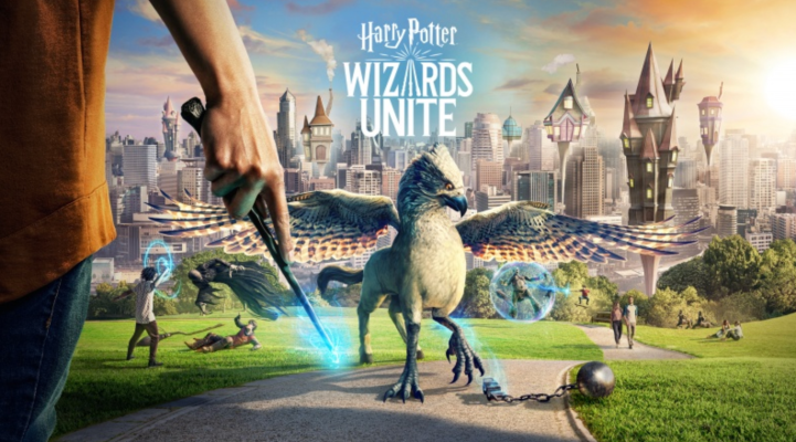 Harry Potter: Wizards Unite is now available in the US and UK, one day earlier than promised