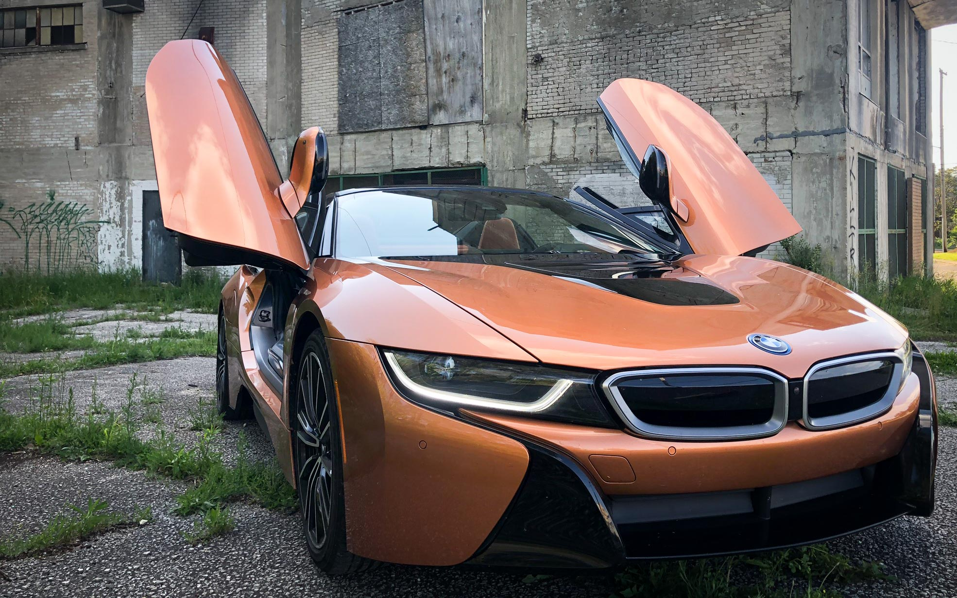 Bmw 2019 I8 Review Driving Yesterday S Car Of Tomorrow Today