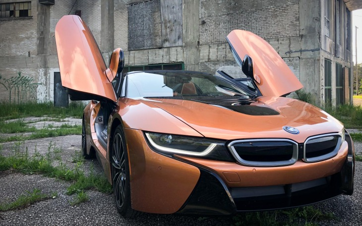 Bmw 2019 I8 Review Driving Yesterday S Car Of Tomorrow
