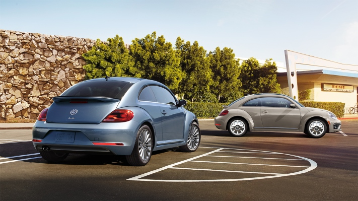 Production of the Volkswagen Beetle officially comes to an end
