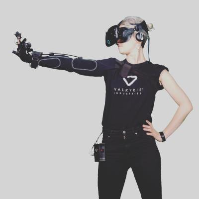 Valkyrie Industries is building a haptic VR suit for industrial training