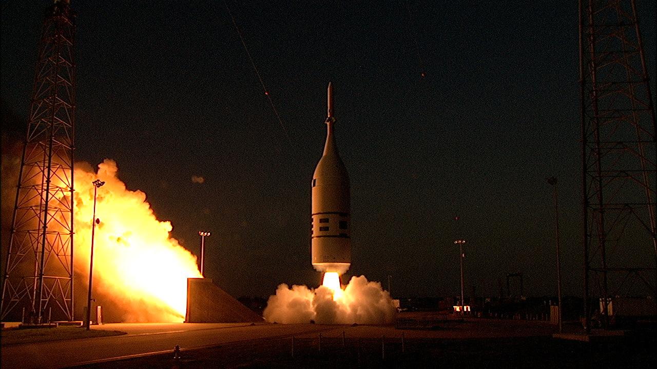 AA2 liftoff 1