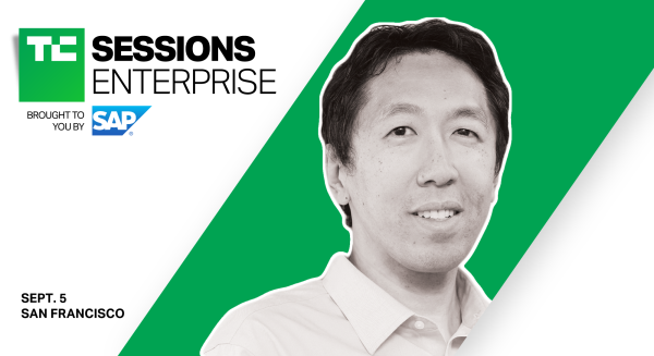 Andrew Ng to talk about how AI will transform business at TC Sessions: Enterprise