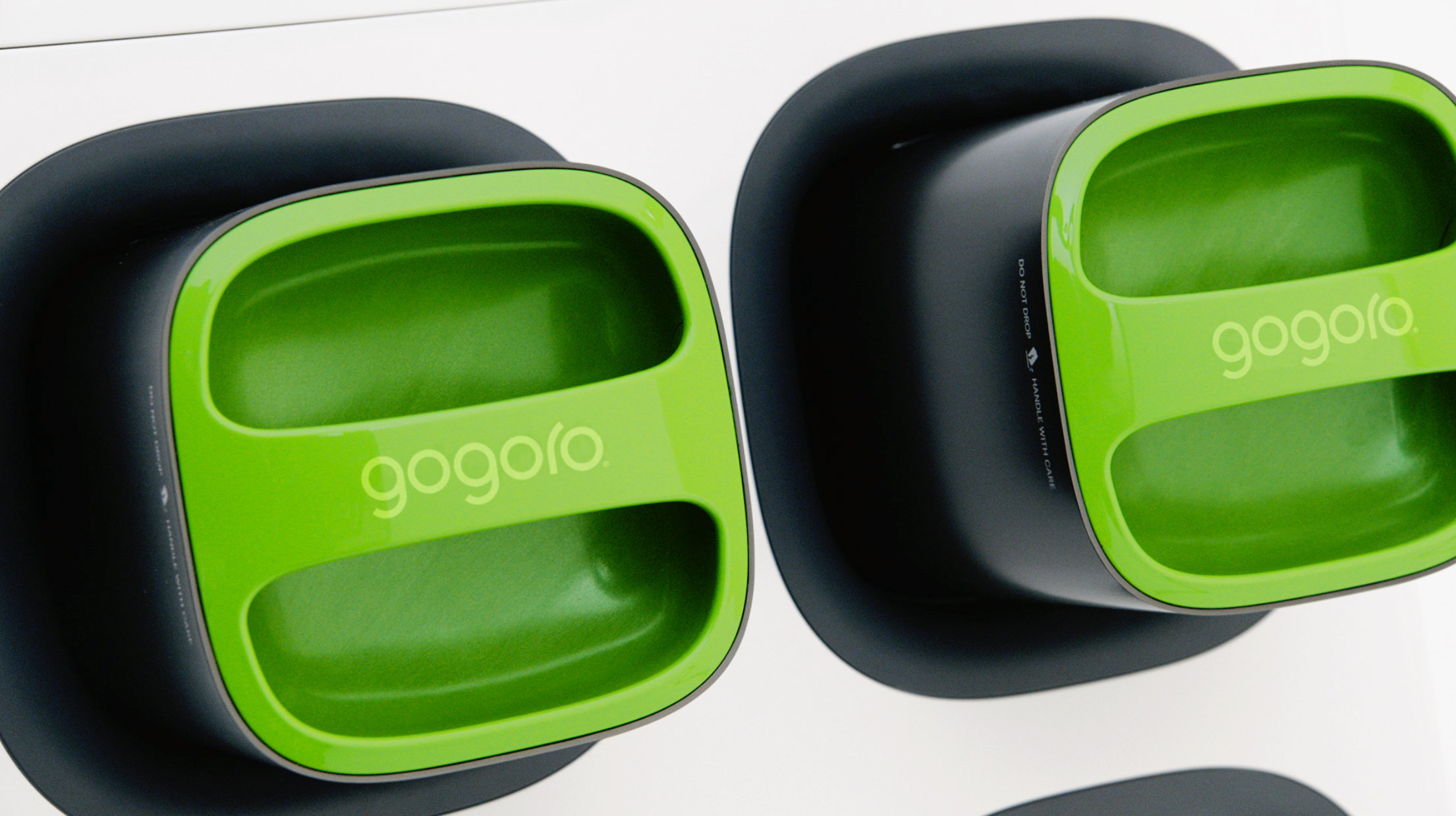 Smart scooter company Gogoro launches GoShare, an end-to-end