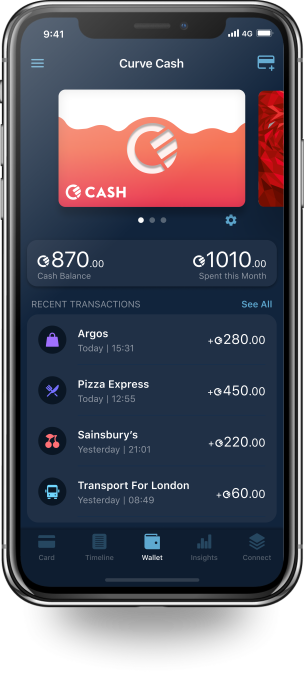Curve, the 'over-the-top' banking platform, raises $55...
