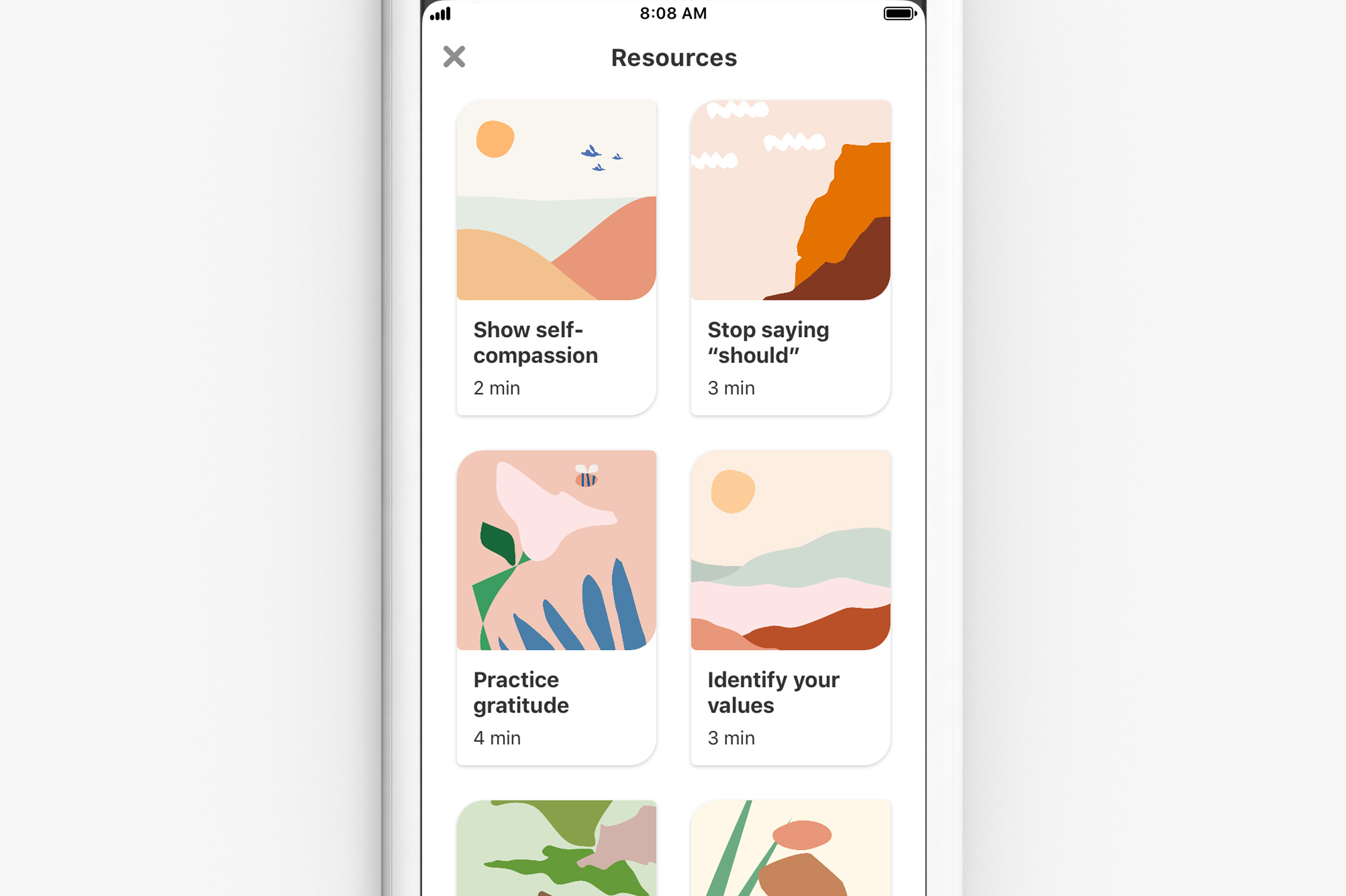 Pinterest launches wellness activities to help users cope with stress, anxiety