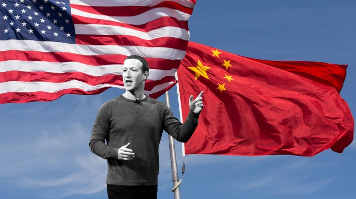 Facebook's regulation dodge: Let us, or China will