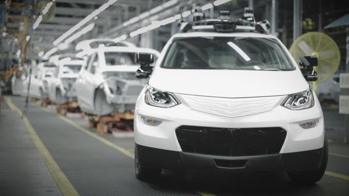 GM extends Chevy Bolt EV production shutdown through mid-October - techcrunch