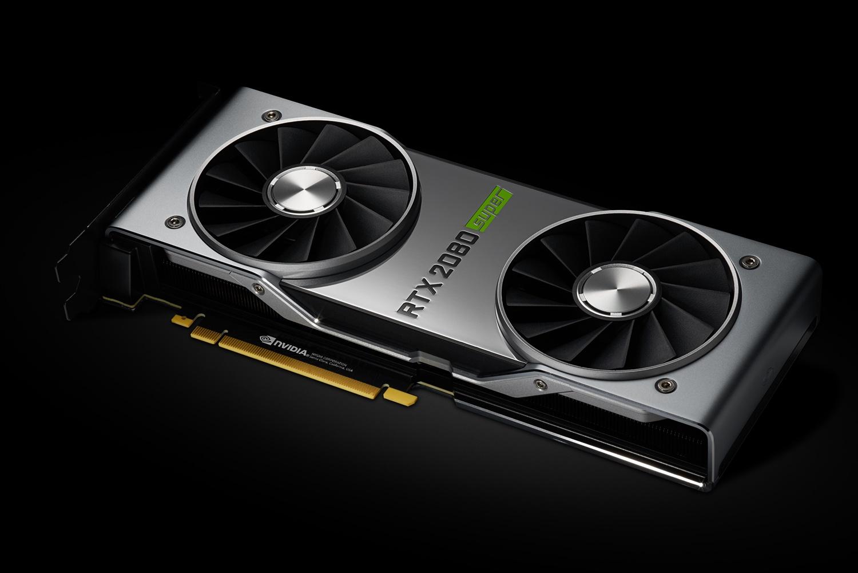 GeForce Super 2080 angle