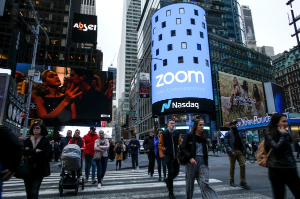 Despite earnings beat and upbeat forecast, Zoom shares fall after reporting Q4 results thumbnail