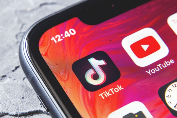 Kids now spend nearly as much time watching TikTok as YouTube in U.S., U.K. and Spain