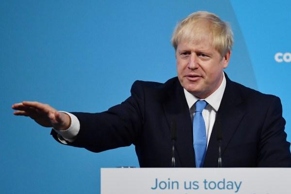 Freshly elected as UK's next PM, Boris Johnson pledges full fiber broadband bonanza – TechCrunch