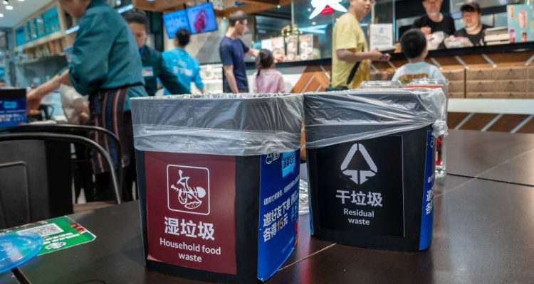 Image recognition, mini apps, QR codes: how China uses tech to sort its waste – TechCrunch