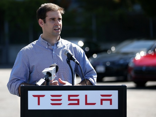 Tesla Co-founder and CTO JB Straubel Stepping Down