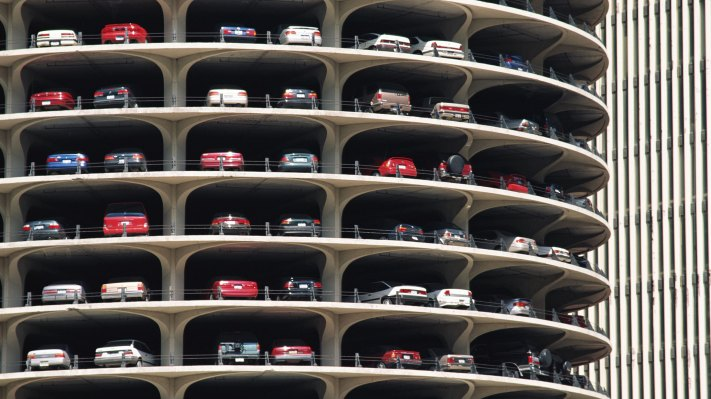 How parking app SpotHero is preparing for an era of driverless cars – TechCrunch