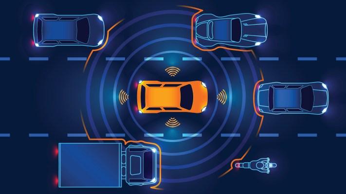 Startups look beyond lidar for autonomous vehicle perception