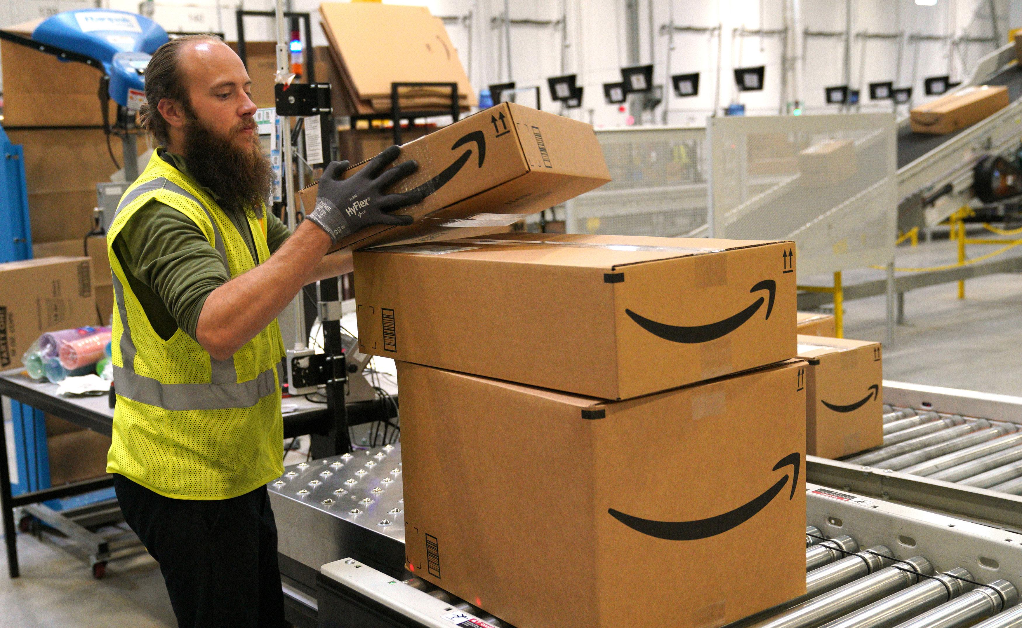 Amazon limiting shipments to certain ...