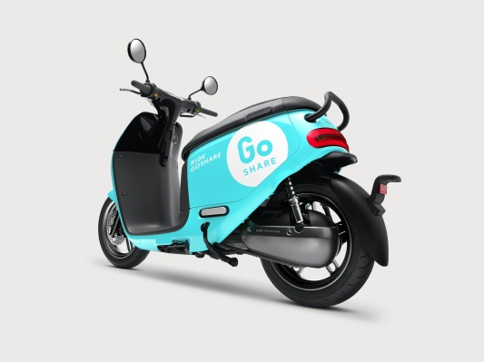 Smart scooter company Gogoro launches GoShare, an end-to-end vehicle sharing platform – TechCrunch