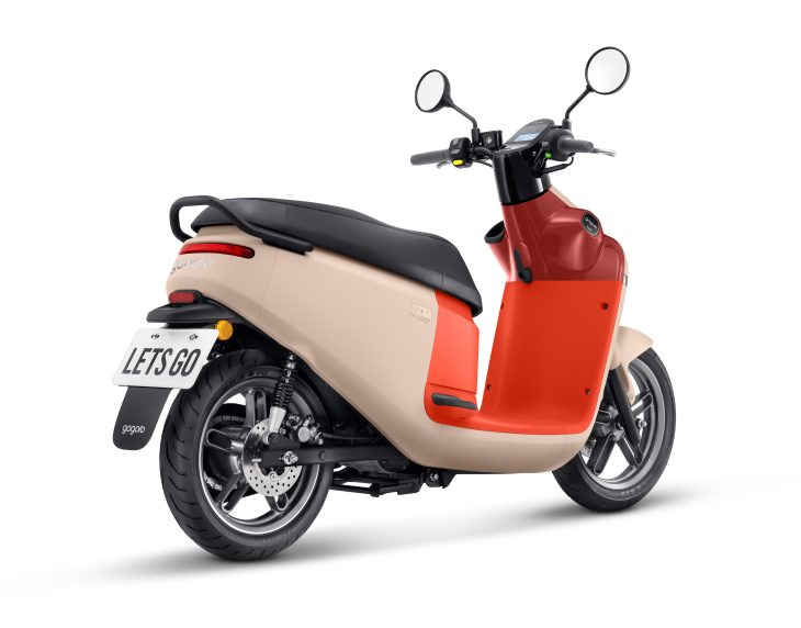 Known for its electric scooters, Gogoro moves toward its