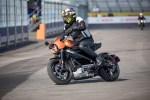Harley Davidson Livewire FormulaE Track Test