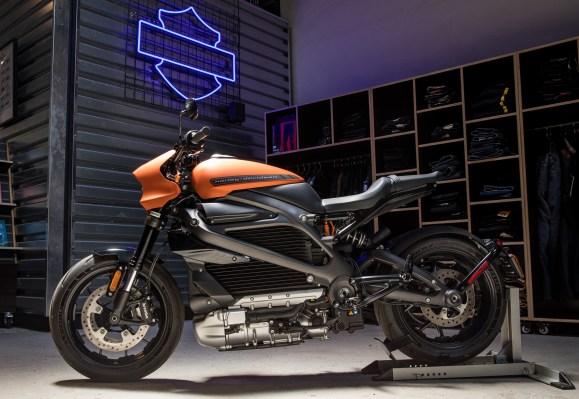 Harley pulls plug on LiveWire production shortly after EV debut