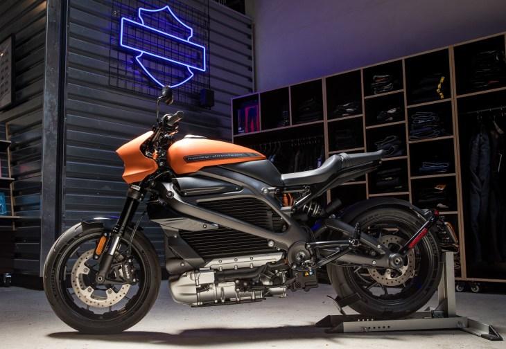 Harley Motorcycles For Sale >> Harley Pulls Plug On Livewire Production Shortly After Ev