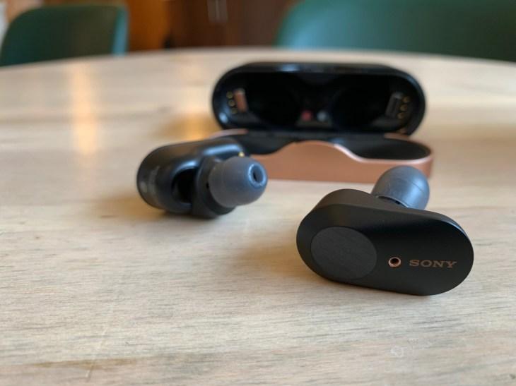 Sony Wf 1000xm3 Wireless Earbuds Review Techcrunch