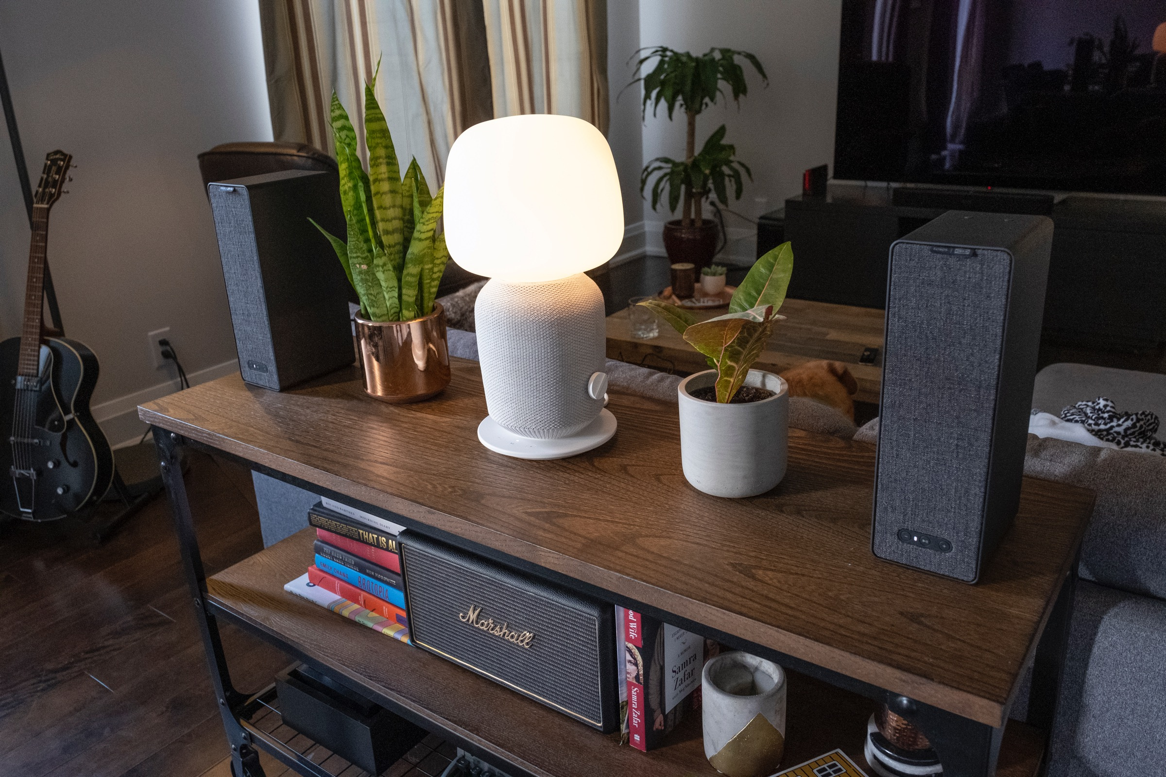 Sonos and Ikea's Symfonisk wireless speakers are a symphony of