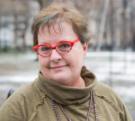 Джудит Эрвин из Кузнечика прыгает в инновационный банкинг