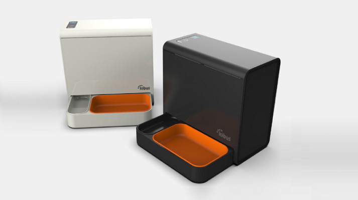 Kibus is like a Keurig for your pet
