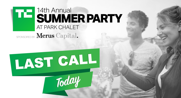 Almost sold out! Buy a ticket to the 14th Annual TechCrunch Summer Party – TechCrunch