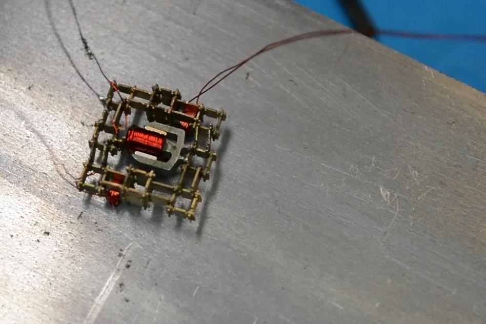MIT Micro Robots 0