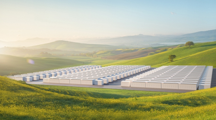 Tesla has a new energy product called Megapack – TechCrunch