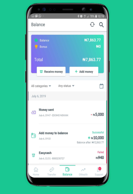 Opera founded startup OPay raises $50M for mobile finance in