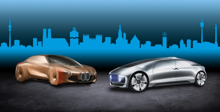 BMW and Daimler partner on autonomous driving, first results of team-up in market by 2024 – TechCrunch