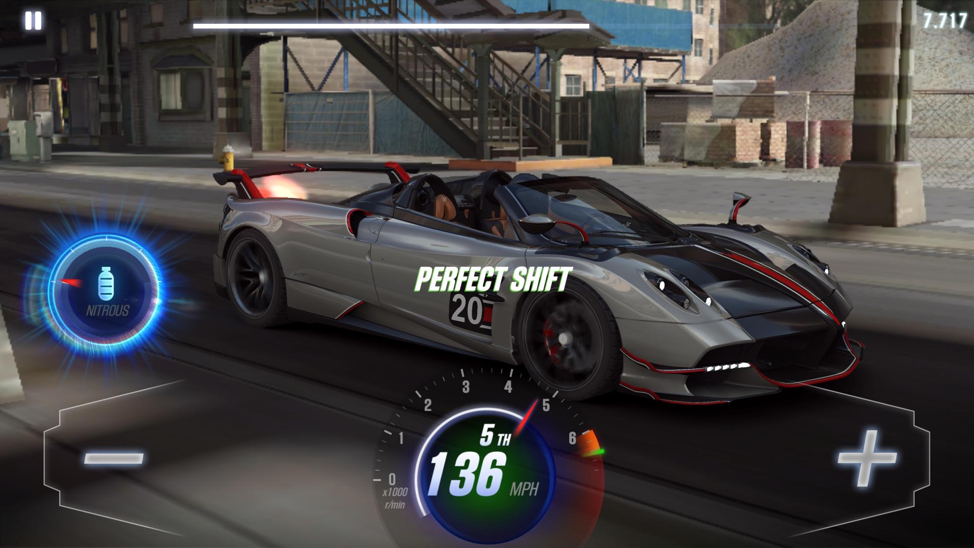 Pagani HuayraBCRoadsterPB 2019 RaceScreenshot 2